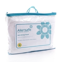 Allersafe Premium Anti Allergy 4.5 Tog Duvet