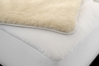Jaspa 500 gsm Wool Mattress Underlay