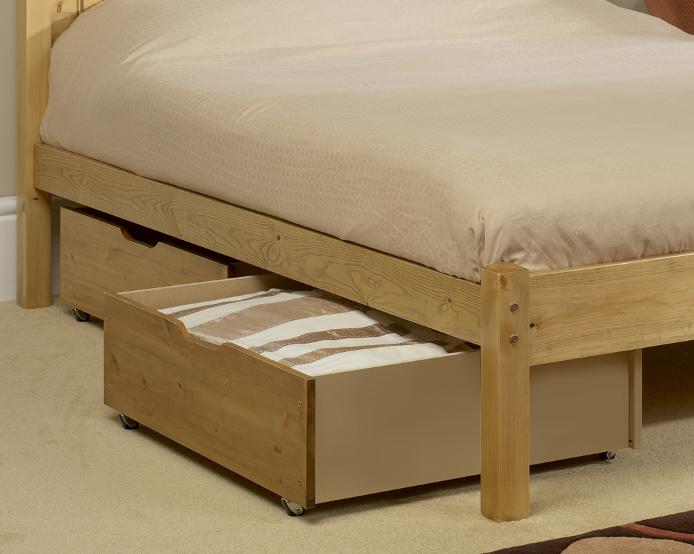 Friendship Mill Under Bed Storage Drawers From