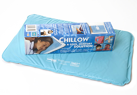 chillow instructions for use