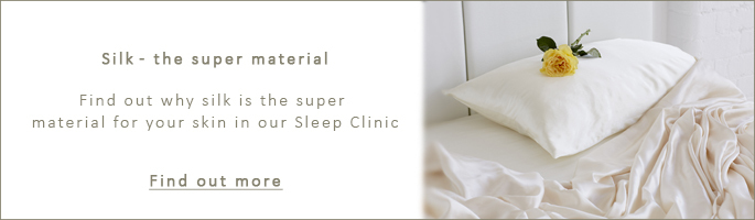 Silk - the super material for your skin