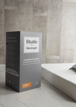Studio by Silentnight - delivered with your convenience in mind