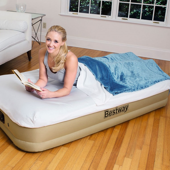 Airbeds for friends coming to stay