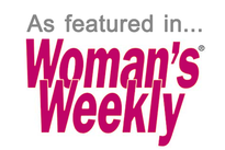 As featured in Woman's Weekly