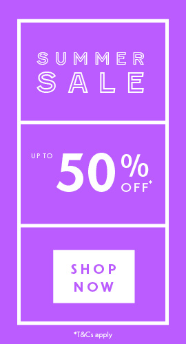 Summer Sale Now On | Up to 50% off
