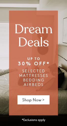 Up to 30% off in Dream Deals now on