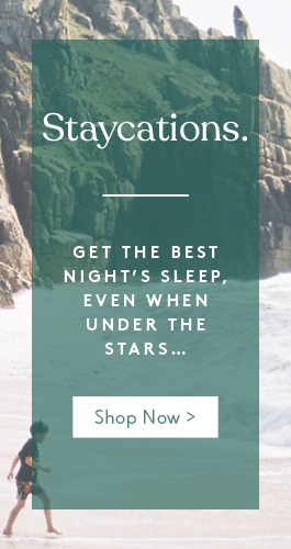 Be summer ready for your staycation