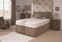 Hypnos Orthocare 6 Divan Bed Firm
