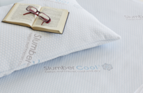 SlumberCool® Climate Control Pillow Protector