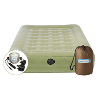 Aerobed Active Raised Double Inflatable Air Bed