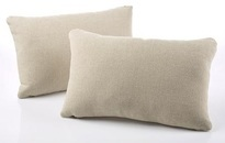 Jay-Be Rectangle Cushions Pair