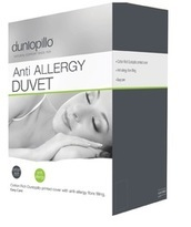Dunlopillo Anti Allergy Duvet 13.5 Tog