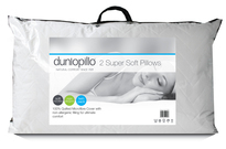 Dunlopillo Super Soft Pillow Pair