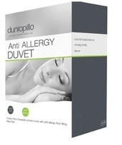 Dunlopillo Anti Allergy Duvet 4.5 Tog