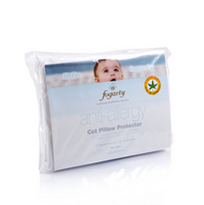 Little Fogarty Anti Allergy Cot Pillow Protector