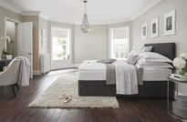 Rest Assured Clifton Silk 1400 Firmer Comfort Mattress