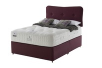 Rest Assured British Wool Softer Comfort Sprung Edge Divan Set