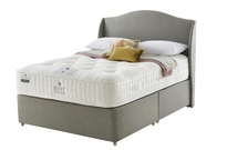 Rest Assured British Wool Medium Comfort Sprung Edge Divan Set
