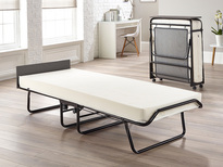 Jay-Be Visitor Contract Folding Bed - Single