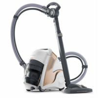 Polti Unico MCV85 Total Clean & Turbo Vacuum Cleaner With Steam