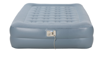 Aerobed Sleep Sound Raised Double Inflatable Airbed