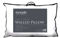 Dunlopillo Soft As Down Walled Pillow