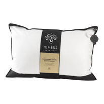Nimbus Gold 100% Pure Hungarian Goose Down Pillow