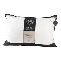 Nimbus Silver Hungarian Goose Down Pillow