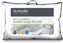 Dunlopillo Anti Allergy Box Edged Pillow Pair