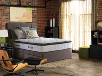 Sealy 1400 Nostromo Caramel Mattress Super King