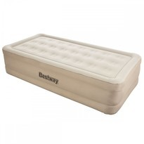 Bestway Essence Fortech Airbed Twin Size Built-in Pump