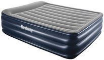 Bestway Cornerstone Raised King Size Airbed Built-In AC Pump