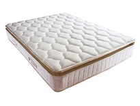 Sealy Nostromo 1400 Pocket Latex Mattress Caramel Double