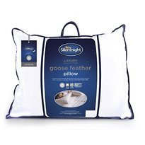 Silentnight Goose Feather Pillow