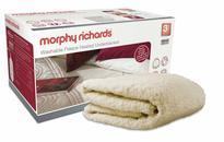 Morphy Richards Fleecy Washable Heated Underblanket