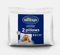 Silentnight Added Value Essentials Pillow 2 Pack