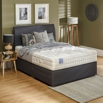 Relyon Dreamworld Coniston Natural 2200 Mattress Super King Zip & Link