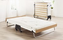 Jay-Be J-Bed Folding Bed With Pocket Sprung Anti Allergy Mattress