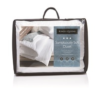 Kings & Queens Sumptuously Soft Duvet