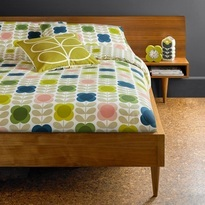 Orla Kiely Summer Flower Stem Duvet Cover Single