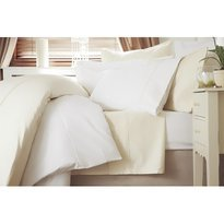 Belledorm 400 Egyptian Cotton Fitted Sheet - Super King