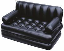 Bestway Inflatable Sofa Bed 5-in-1 Double