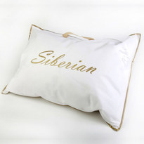 The Soft Bedding Company Siberian White Goose Down Pillow