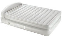 Aerobed Premium Raised Airbed With Headboard - King