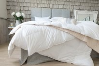 The Fine Bedding Co Goose Feather & Down 10.5 Tog Duvet
