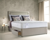 Sealy Dreamworld Alder Geltex Supreme Zip & Link Mattress