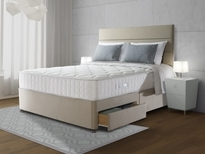 Sealy 1400 Genoa Geltex Zip & Link Mattress