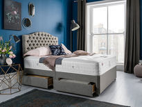Rest Assured Cherish 800 Natural Tufted Mattress