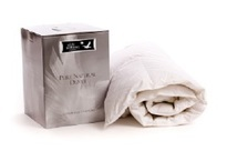 The Soft Bedding Company White Goose Feather And Down Duvet