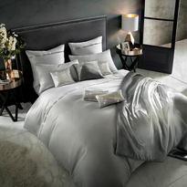 Kylie Minogue Messina Duvet Cover - Quartz
